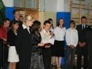 Zakończenie roku szkolnego 2006/07 dla III klas gimnazjum
