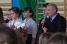 Wizyta w szkole ks. bp. Mariana Rojka