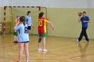 Mini piłka koszykowa dziewcząt
