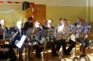Występ Rymanowskiej Orkiestry Dętej