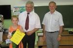 XI Międzyszkolny Konkurs Matematyczny