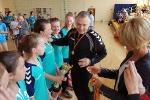 Finał Wojewódzki Młodzieży  Szkolnej w piłce ręcznej dziewcząt