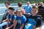 Wycieczka klasy 3b w Pieniny