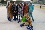 Klasy sportowe na lodowisku w Sanoku