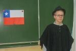 Lekcja geografii w klasie IIA