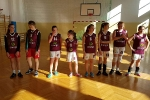 Powiatowe Igrzyska Młodzieży Szkolnej w koszykówce dziewcząt
