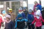 Wizyta przedszkolaków w naszej szkole