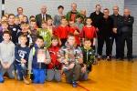 Halowy Turniej Piłki Nożnej o Puchar Dyrektora ZSP w Posadzie Górnej