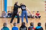 Pokaz sztuk walki PASW
