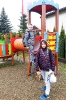 Siłownia plenerowa i plac zabaw w Posadzie Górnej