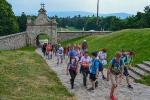 Wycieczka klas 5a i 5b w Góry Świętokrzyskie