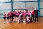 Finał Wojewódzki Igrzysk Młodzieży Szkolnej w piłce ręcznej dziewcząt