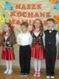 Dzień Matki w oddziałach przedszkolnych - fot. M. Dąbek ::  100