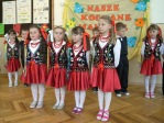 Dzień Matki w oddziałach przedszkolnych - fot. M. Dąbek ::  103