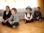 Zabawa choinkowa w klasie