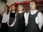 Święto Babci i Dziadka - występ uczniów z klasy 3b - fot. T. Ziemba ::  10