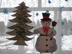 Świąteczne ozdoby w naszej szkole - fot. M. Dąbek ::  11