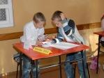 VIII Międzyszkolny Konkurs promujący czytelnictwo dla uczniów klasy III w Króliku Polskim - fot. ZSP w Króliku Polskim ::  11