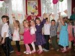 Dzień Dziecka w oddziałach przedszkolnych - fot. A. Szul ::  124