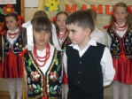 Dzień Matki w oddziałach przedszkolnych - fot. M. Dąbek ::  126