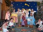 Spotkanie bożonarodzeniowe w zerówce - fot. P. Lisowski ::  12