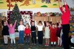 Spotkanie bożonarodzeniowe w oddziale młodszym - fot. A. Kędzior ::  12