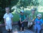 Dzień Dziecka w grupie 3 i 4-latków - fot. M. Piwowar ::  12