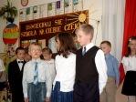 Pasowanie na ucznia klasy I - fot. D. Smerecki ::  13