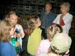 Wizyta w Rozlewni Wód Mineralnych (zerówka) - fot. T. Ziemba ::  13