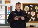 Spotkanie z funkcjonariuszami Państwowej Straży Graniczej w Barwinku - fot. M. Dąbek ::  13
