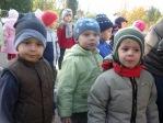 3 i 4-latki przy kapliczce poświęconej bł. Janowi Pawłowi II - fot. A. Szul ::  13