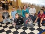 Spotkanie z Mikołąjem w klasie IIIb - fot. M. Kasperkowicz ::  13