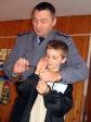 Spotkanie z policjantem - fot. B. Dworzańska ::  14