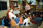 Mikołaj w szkole - fot. M. Krupa ::  16