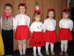 Dzień Babci i Dziadka - występ maluszków i 5-latków - fot. M. Dąbek ::  16