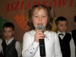Święto Babci i Dziadka - program artystyczny 4-latków - fot. A. Szul ::  16