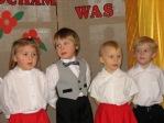 Święto Babci i Dziadka - występ dzieci 3-letnich - fot. M. Kasperkowicz ::  16