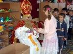 Mikołaj w szkole - fot. M. Dąbek ::  17