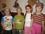 Wycieczka 3, 4, 5-latków do Miejsca Piastowego, Krempnej i Dukli - fot. A. Szul ::  17
