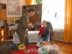 Spotkanie leśniczego z przedszkolakami - fot. L. Godzik ::  18