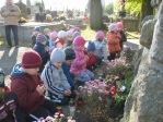 Dzieci z zerówek pamiętają o zmarłych - fot. T. Ziemba ::  18