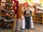 Mikołaj w oddziałach przedszkolnych - fot. T. Ziemba ::  19