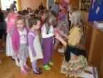 Andrzejki w oddziałach przedszkolnych - fot. T. Ziemba ::  19