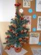 Świąteczne ozdoby w naszej szkole - fot. M. Dąbek ::  19