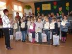 VIII Międzyszkolny Konkurs promujący czytelnictwo dla uczniów klasy III w Króliku Polskim - fot. ZSP w Króliku Polskim ::  19