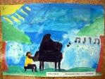 Konkurs plastyczny dla dzieci i młodzieży z okazji 200 rocznicy urodzin Fryderyka Chopina - fot. B. Sołtysik ::