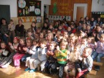 Teatr lalek w szkole - fot. M. Dąbek ::  20