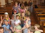 Wycieczka 3, 4, 5-latków do Miejsca Piastowego, Krempnej i Dukli - fot. A. Szul ::  20