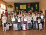 VIII Międzyszkolny Konkurs promujący czytelnictwo dla uczniów klasy III w Króliku Polskim - fot. ZSP w Króliku Polskim ::  20