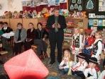 Spotkanie bożonarodzeniowe w zerówce - fot. P. Lisowski ::  21